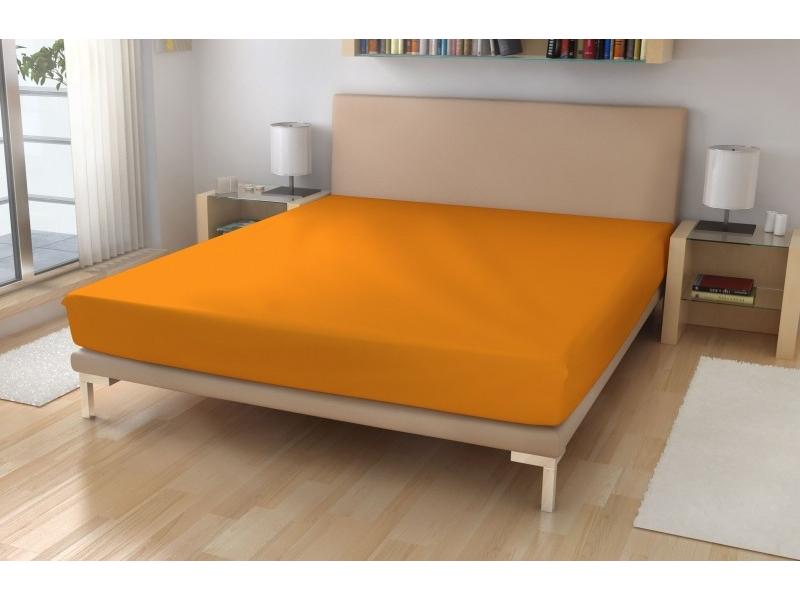 Pomerančové prostěradlo