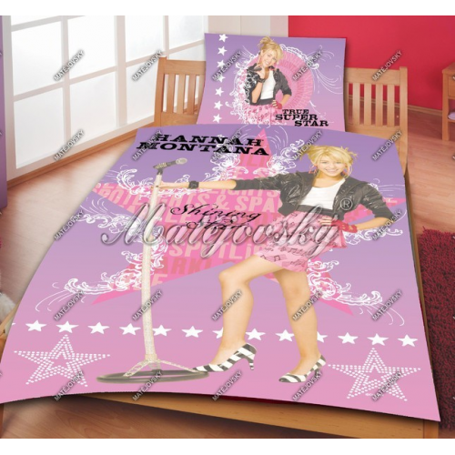 Povlečení Hannah Montana Star