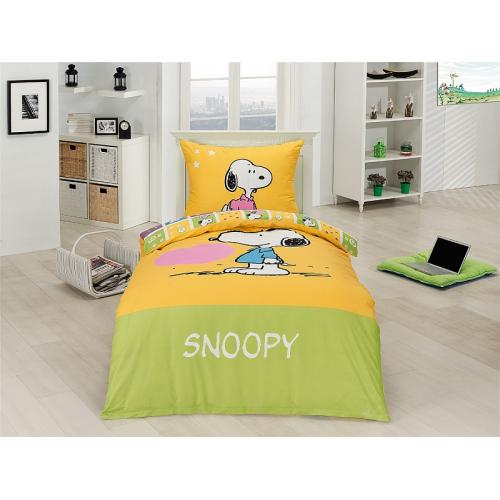 Snoopy Hearth
