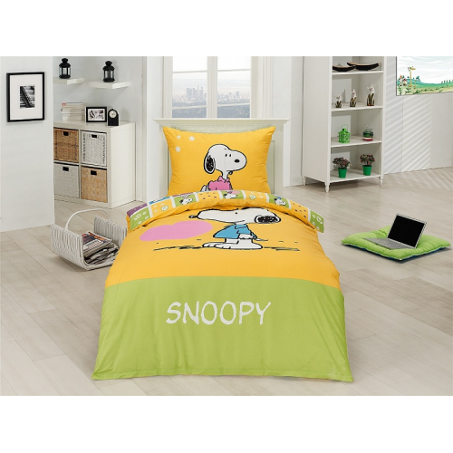 Snoopy Hearth