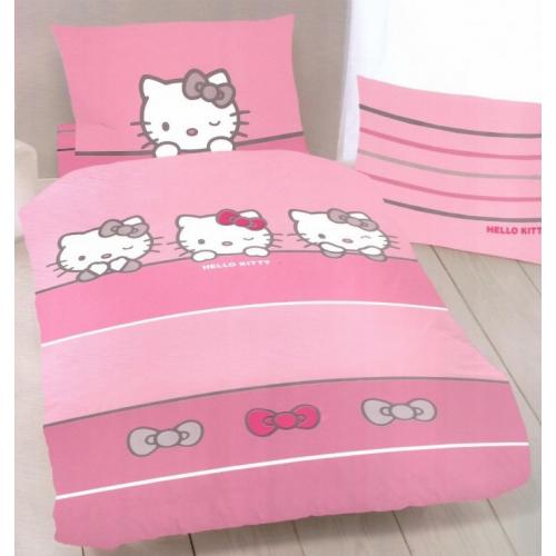 Povlečení Hello Kitty Pink